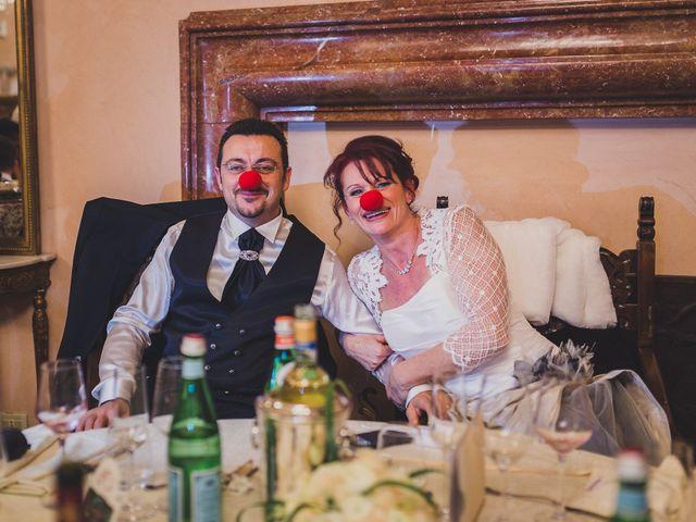 Il matrimonio di Giordano e Barbara a Villafranca di Verona, Verona 17