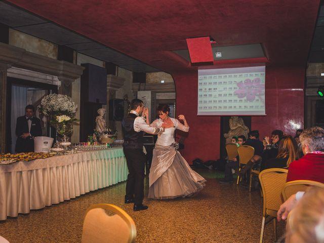 Il matrimonio di Giordano e Barbara a Villafranca di Verona, Verona 19
