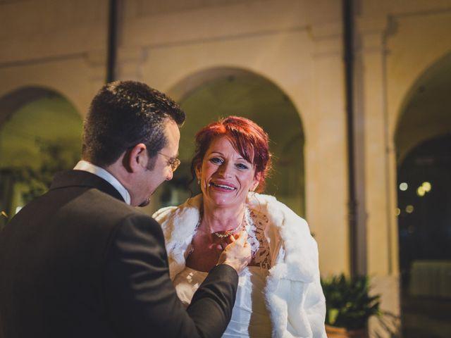 Il matrimonio di Giordano e Barbara a Villafranca di Verona, Verona 23