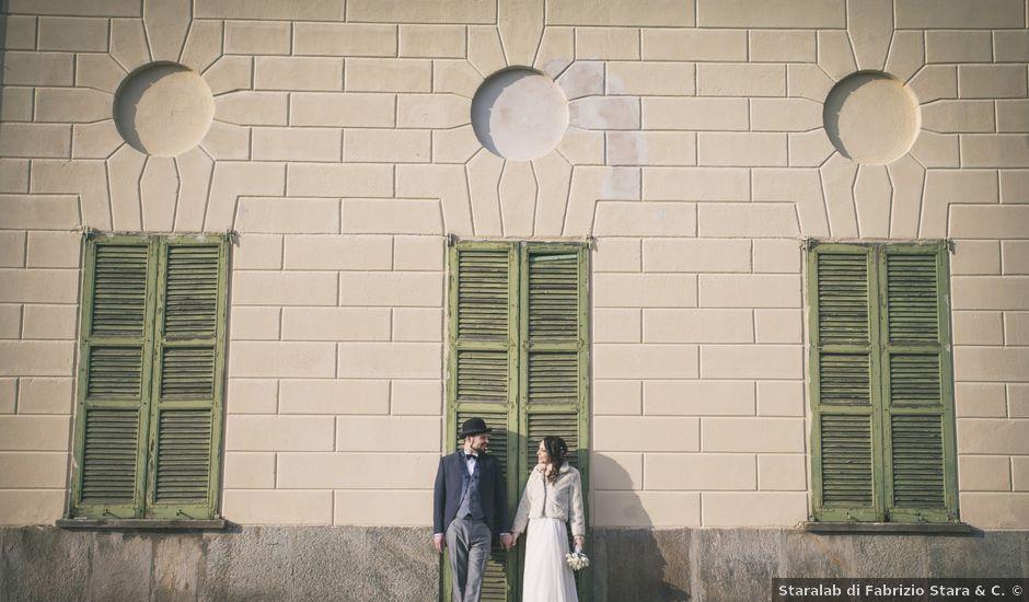 Il matrimonio di Fabio e Eleonora a Meda, Monza e Brianza