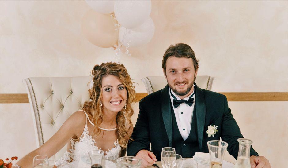 Il matrimonio di Matteo e Alessia a Collesalvetti, Livorno