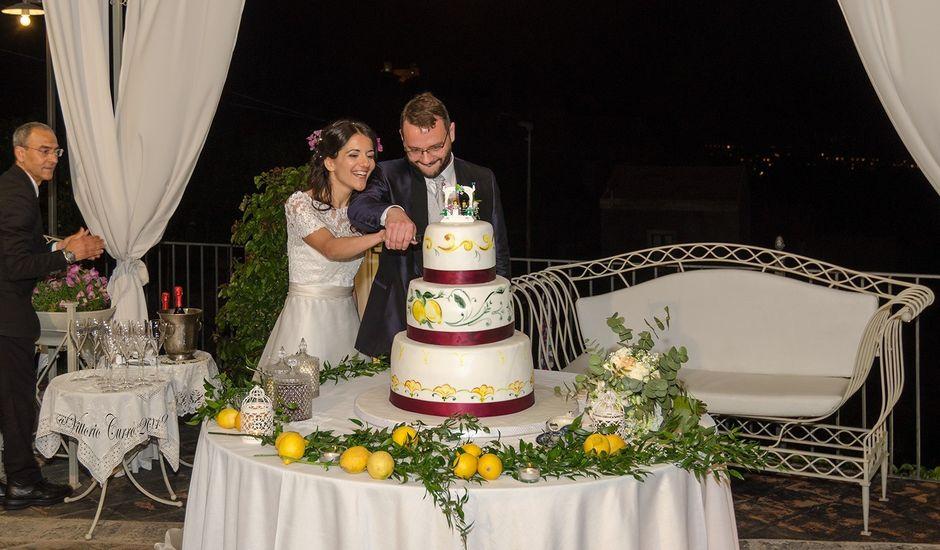 Il matrimonio di Massimo  e Emanuela  a Acireale, Catania