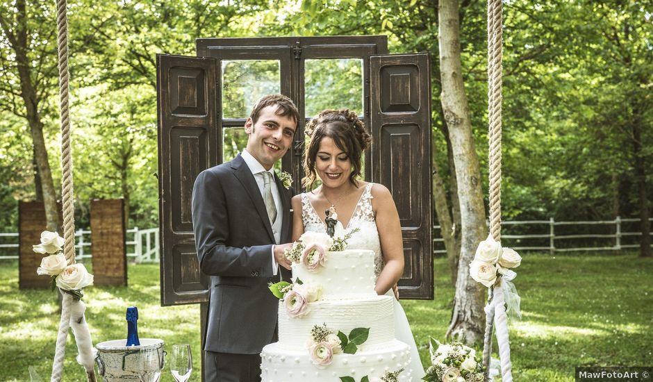 Il matrimonio di Gabriele e Veronica a Torgiano, Perugia