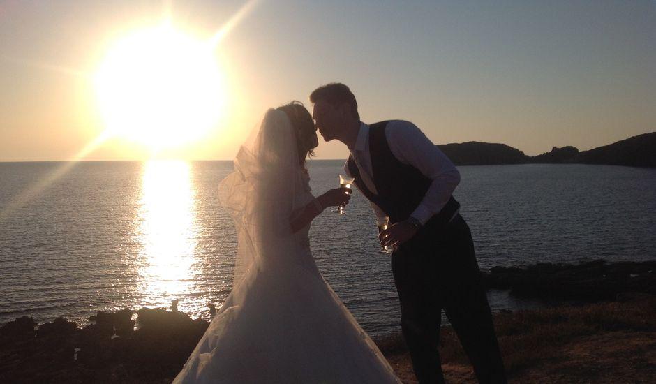 Il matrimonio di Chris e Ivi a Arborea, Oristano