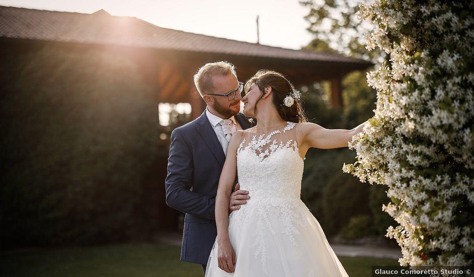 Il matrimonio di Aldo e Veronica a Ragogna, Udine
