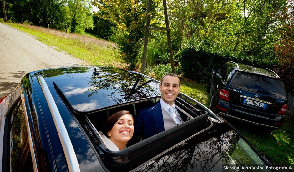 Il matrimonio di Davide e Katia a Benevento, Benevento