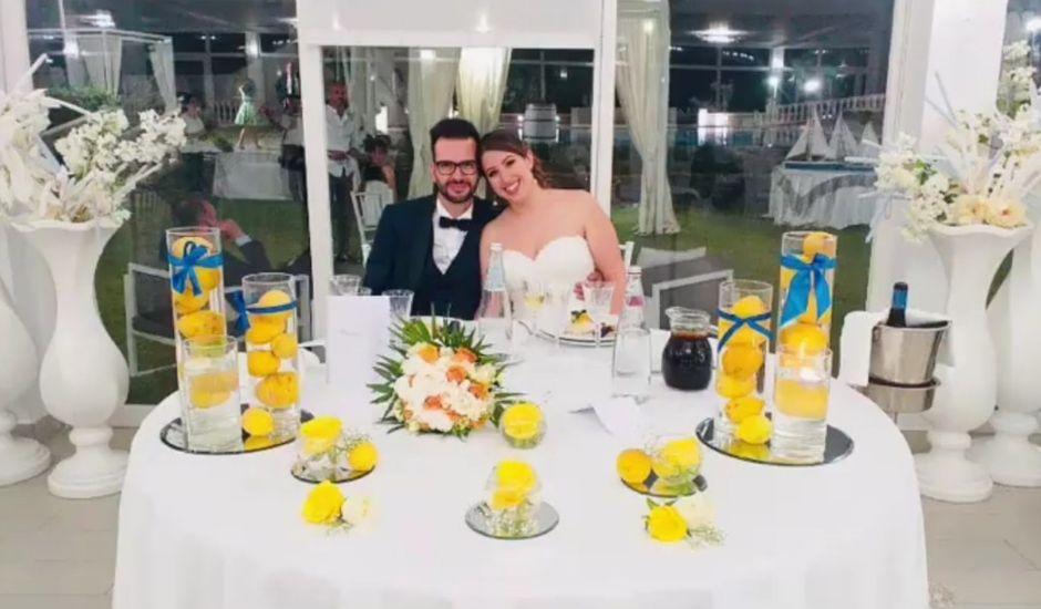 Il matrimonio di Claudio e Vincenza a Catania, Catania