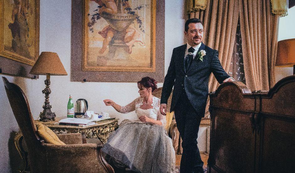 Il matrimonio di Giordano e Barbara a Villafranca di Verona, Verona