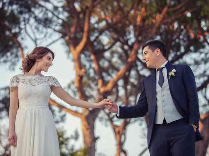 Le nozze di Lucia Anna e Ugo