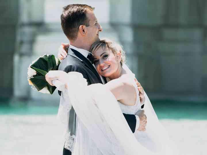 le nozze di Sara e Mauro