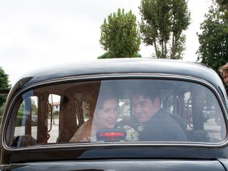 Le nozze di Tiziana e Reuben