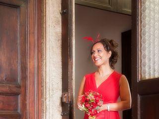 Le nozze di Cristina e Eugenio 1