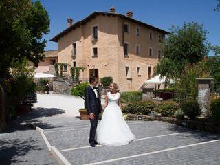 le nozze di Sara e Mauro 1