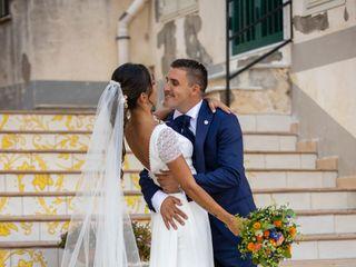 Le nozze di Sabrina e Giuseppe 1