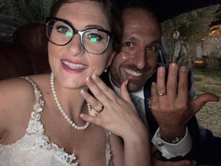 Le nozze di Roberta  e Salvatore