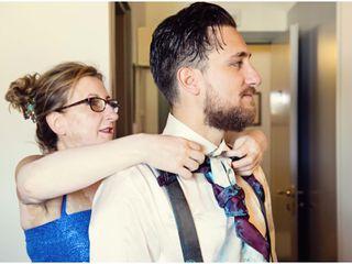 Le nozze di Sara e Giorgio 1