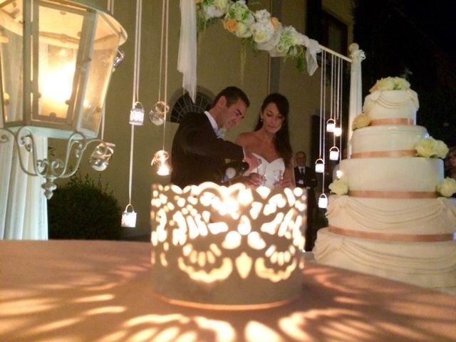 Le nozze di Enrichetta e Cristian