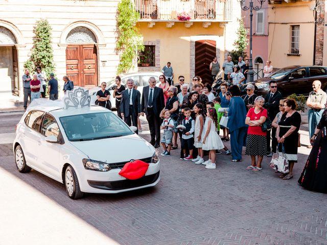 Il matrimonio di Marco e Roberta a Mosciano Sant'Angelo, Teramo 11