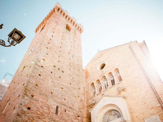 Il matrimonio di Marco e Roberta a Mosciano Sant'Angelo, Teramo 13
