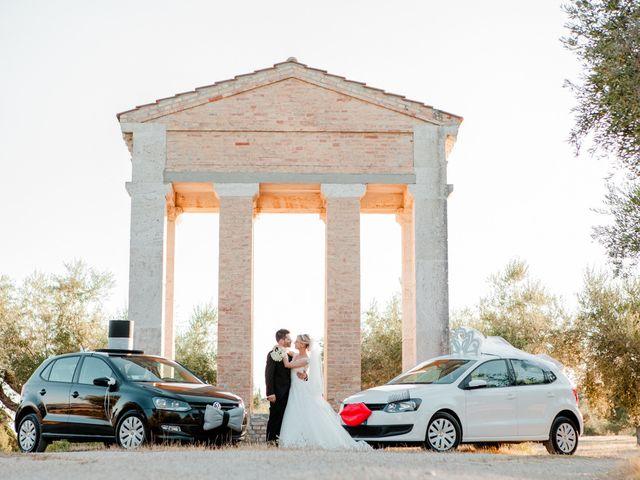 Il matrimonio di Marco e Roberta a Mosciano Sant'Angelo, Teramo 25