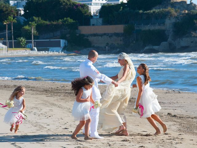 Il matrimonio di Antonino e Alessandra a Napoli, Napoli 3