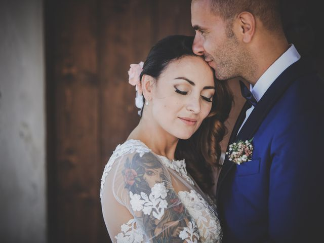 Le nozze di Caterina e Antonio