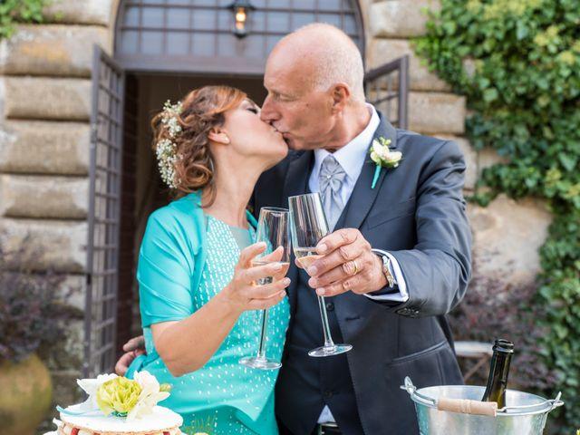 le nozze di Roberta e Guglielmo