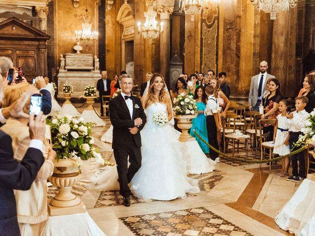 Il matrimonio di Alessio e Pamela a Roma, Roma 17