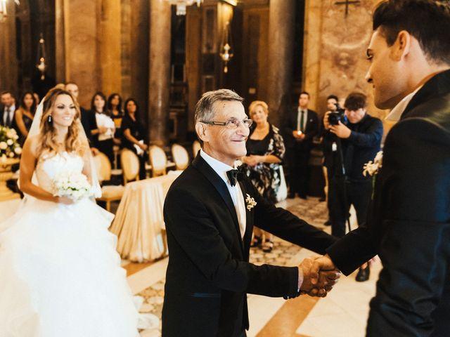 Il matrimonio di Alessio e Pamela a Roma, Roma 18