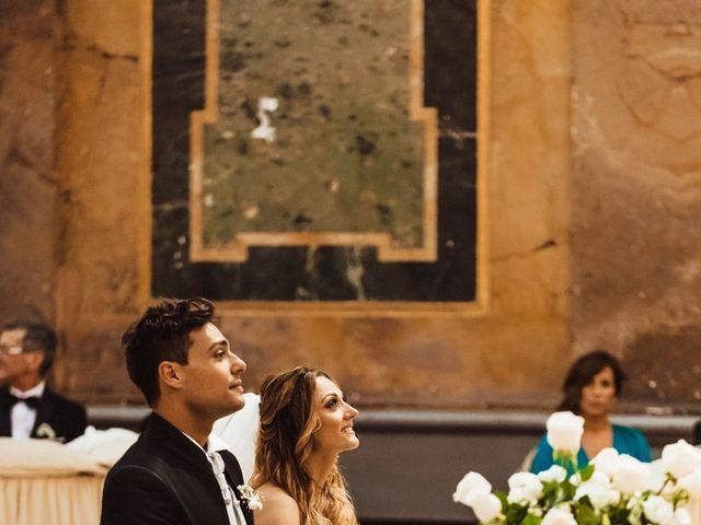 Il matrimonio di Alessio e Pamela a Roma, Roma 25