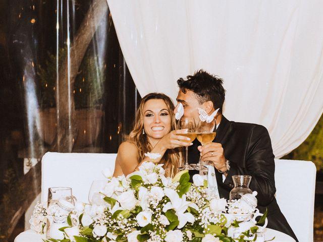 Il matrimonio di Alessio e Pamela a Roma, Roma 43