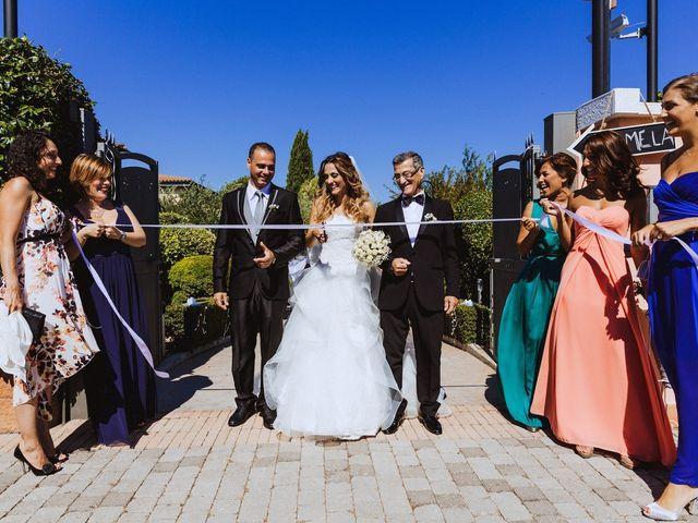 Il matrimonio di Alessio e Pamela a Roma, Roma 56