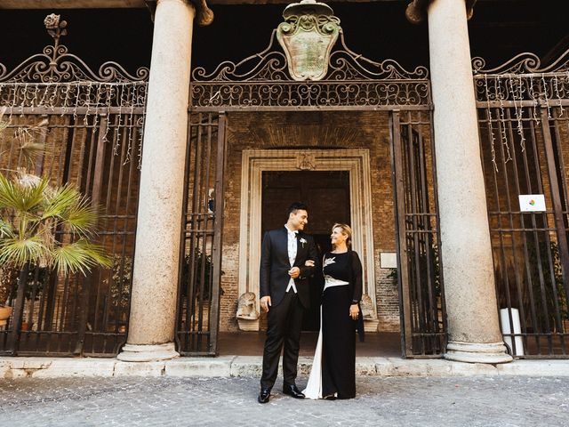 Il matrimonio di Alessio e Pamela a Roma, Roma 16