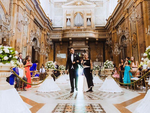 Il matrimonio di Alessio e Pamela a Roma, Roma 58