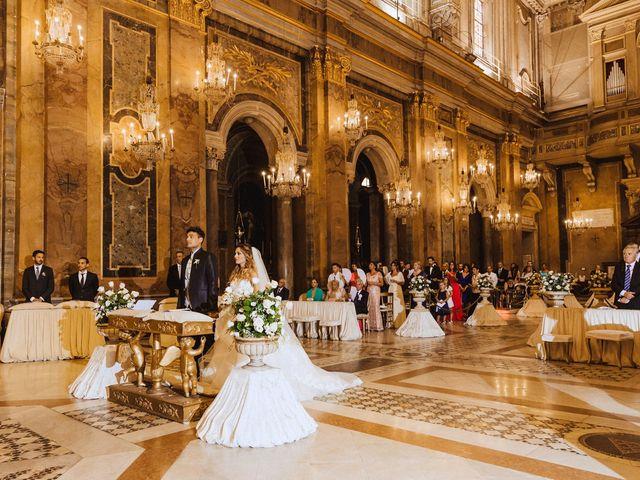 Il matrimonio di Alessio e Pamela a Roma, Roma 59