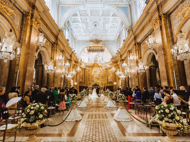 Il matrimonio di Alessio e Pamela a Roma, Roma 60
