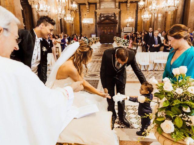 Il matrimonio di Alessio e Pamela a Roma, Roma 22