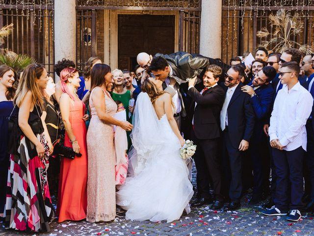 Il matrimonio di Alessio e Pamela a Roma, Roma 74