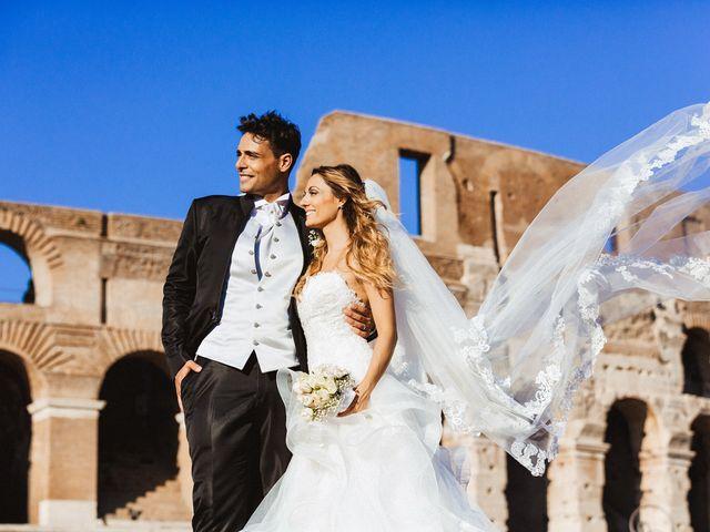 Il matrimonio di Alessio e Pamela a Roma, Roma 86