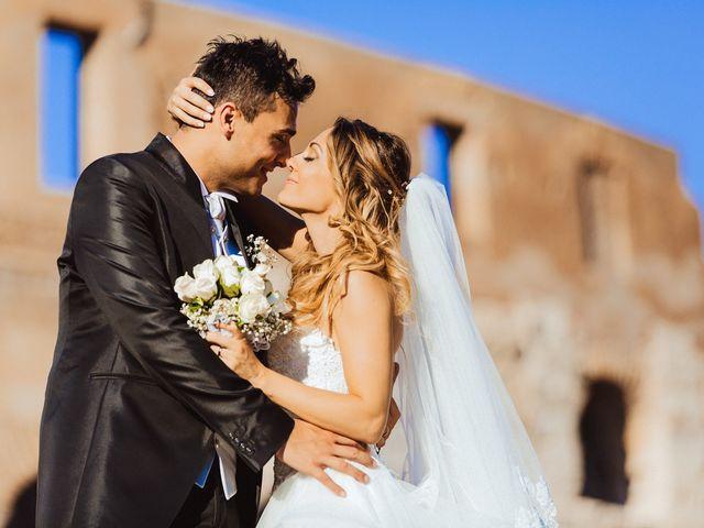 Il matrimonio di Alessio e Pamela a Roma, Roma 88