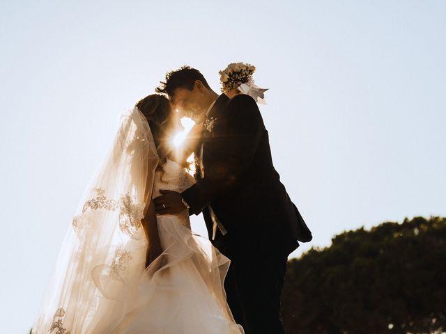 Il matrimonio di Alessio e Pamela a Roma, Roma 89