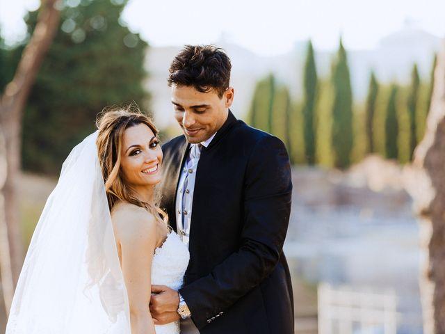 Il matrimonio di Alessio e Pamela a Roma, Roma 92