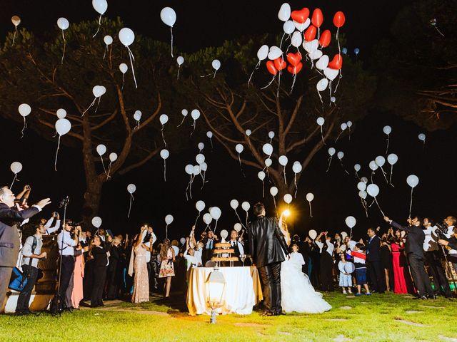 Il matrimonio di Alessio e Pamela a Roma, Roma 54