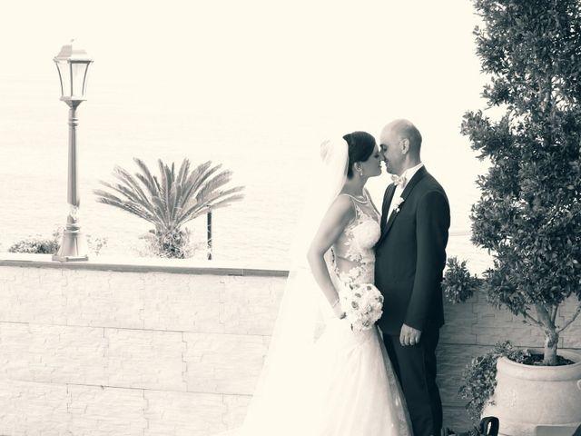 Il matrimonio di nino e anna a Bacoli, Napoli 1