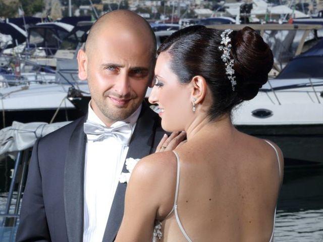 Il matrimonio di nino e anna a Bacoli, Napoli 4