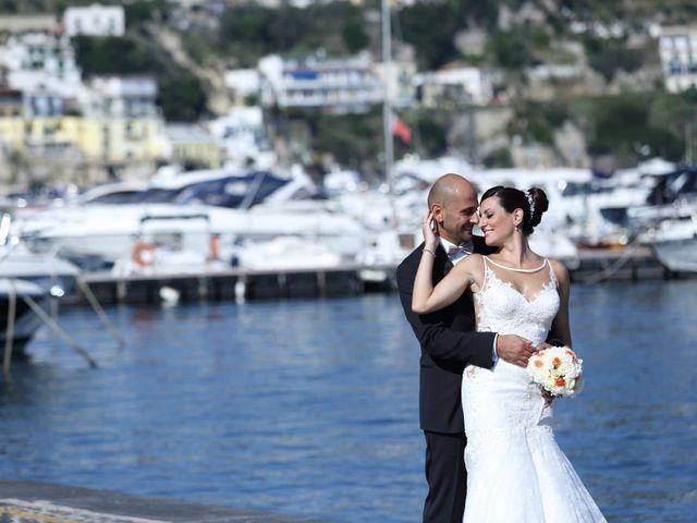 Il matrimonio di nino e anna a Bacoli, Napoli 2