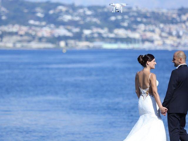Il matrimonio di nino e anna a Bacoli, Napoli 8