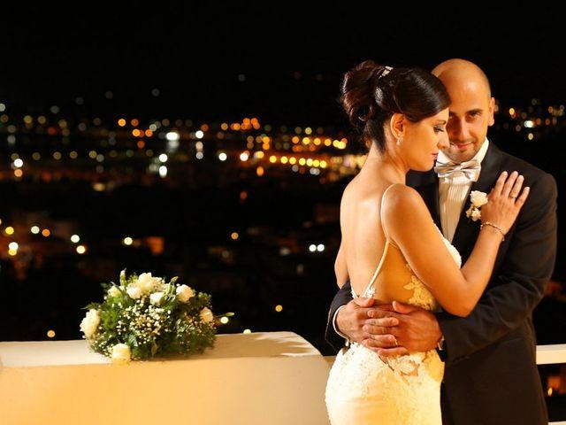 Il matrimonio di nino e anna a Bacoli, Napoli 13