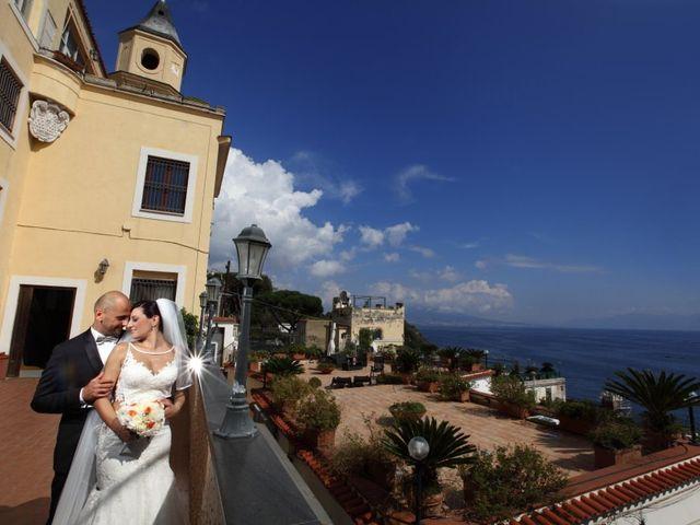 Il matrimonio di nino e anna a Bacoli, Napoli 18