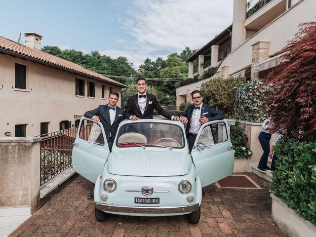 Il matrimonio di Nicola e Jessica a Camposampiero, Padova 7